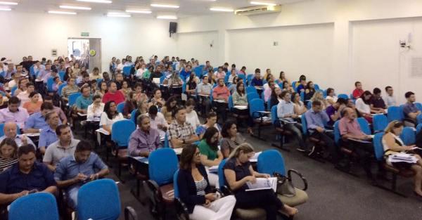 Associação piauiense de municipio e parceiros promovem Oficina Itinerante do SIOPS no Piauí