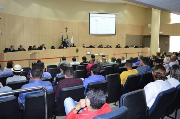 Municípios do Piauí poderão criar seu Diário Oficial público