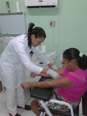 Avanço na saúde em Floresta do Piauí com a realização de exames