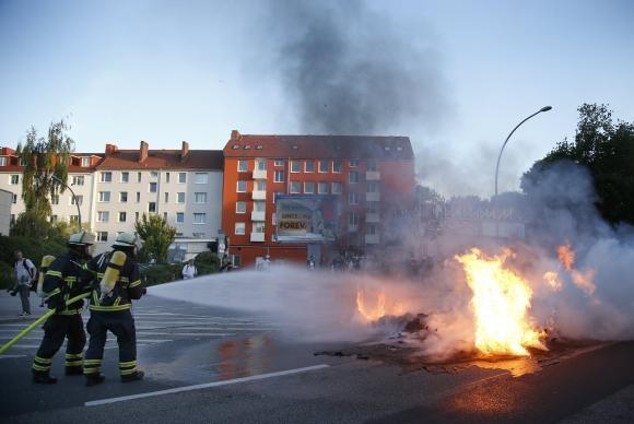 Cúpula do G20 começa em Hamburgo em meio a protestos
