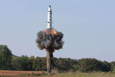 EUA e Coreia do Sul reagem a teste de míssil norte-coreano