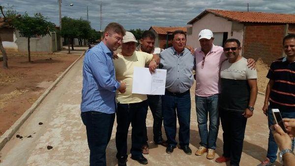 Deputado anuncia mais recursos para Santo Inácio do Piauí