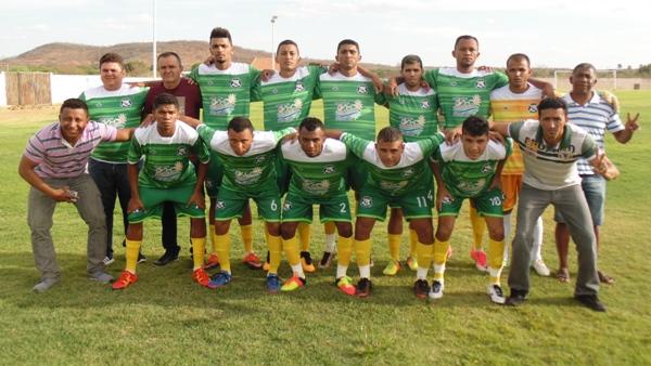 Seleção de Santo Inácio enfrentará a Seleção de Santa Cruz pela Copa Sertão neste sábado