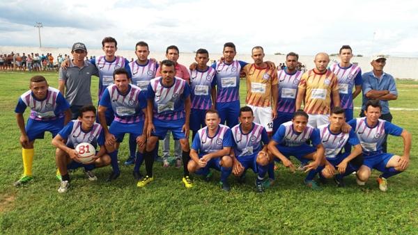 Jamilton faz dois gols e dá vitória a Brejo das Pedras pelo campeonato municipal