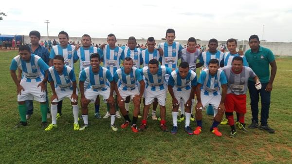 Com dois gols de Iaggo Melancias vence Matroá pelo campeonato municipal