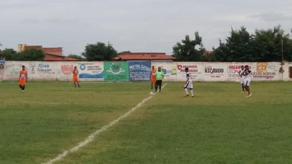 Varjota não supera Constroluz e as duas equipes ficam no empate