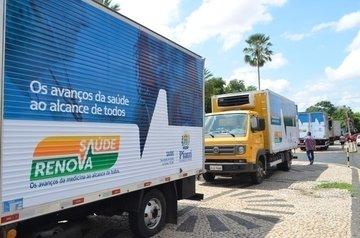 Renova Saúde entrega R$ 1,5 milhão em equipamentos para o hospital de Picos