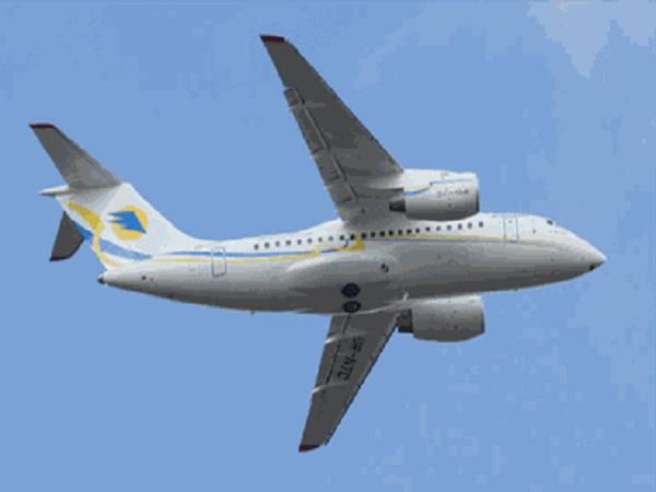 Avião cai perto de Moscou com 71 a bordo
