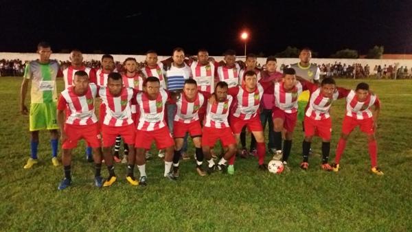 Vila Nova vence de virada e se consagra campeã do campeonato municipal 2018