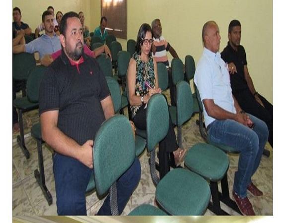 TCE realiza capacitação sobre o IEGM para municípios da região de Oeiras