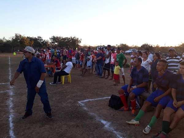 Resenha FC vence Vila Nova pelo campeonato de Varjota