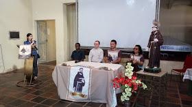 Paróquia de São Francisco realiza lançamento da 36ª festa do Padroeiro