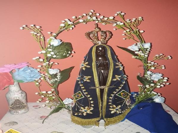 A comunidade do Morro da AABB em Picos celebrará novenário a Nossa Senhora Aparecida