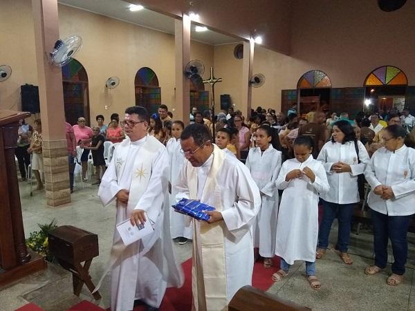 Início da Missa