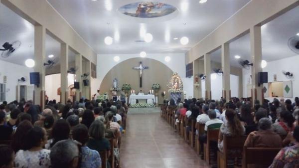 Paróquia do Junco Celebra Terceira Noite de Novena/Missa de São Francisco