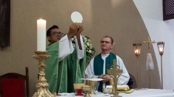 Sexta noite de Novena/Missa do Festejo de São Francisco