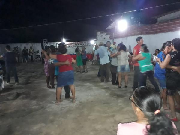 Secretaria de Assistência Social comemora dia do idoso em Santo Inácio do Piauí