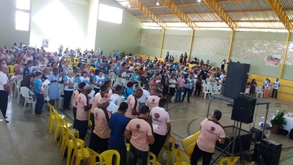 Diocese de Oeiras realiza segunda Romaria da família