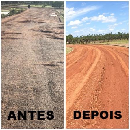 Prefeitos realizam ação em conjunto pra melhorar estrada entre Santo Inácio e Floresta do Piauí