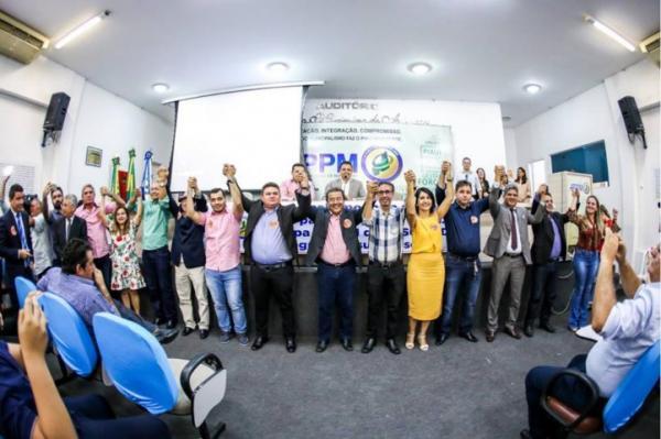 Jonas Moura é aclamado presidente da APPM para o biênio 2019 - 2020
