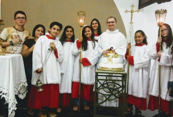Paróquia de São Francisco de Assis comemora os 37 anos de criação e Instalação no bairro Junco