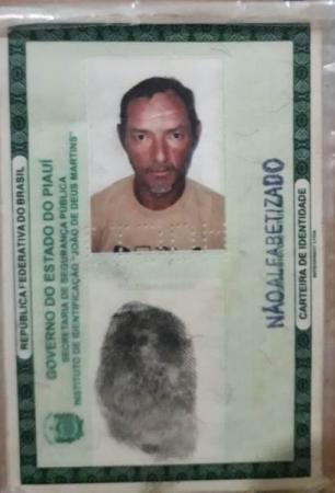 Família encontra homem que estava desaparecido em Santo Inácio do Piauí