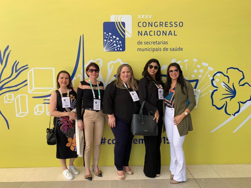 Congresso Nacional de Secretarias Municipais de Saúde