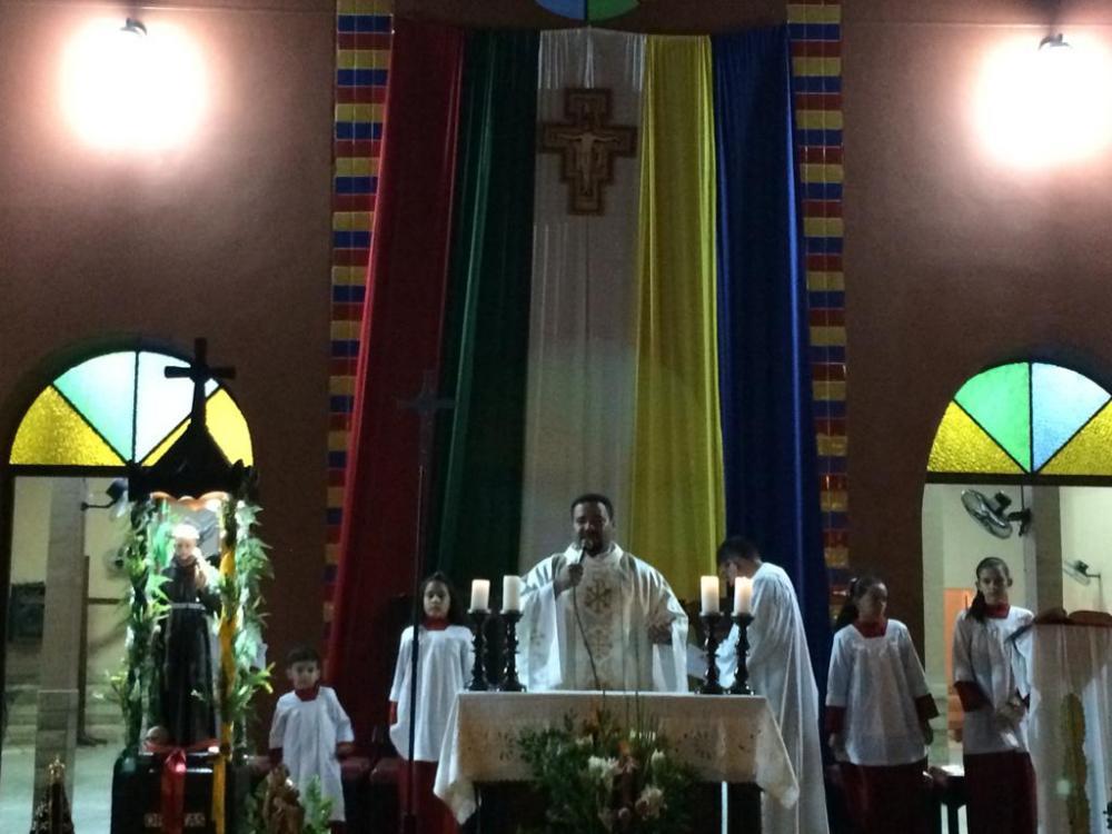 Festejos de São francisco de Assis, em campinas do Piauí
