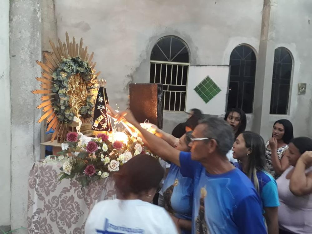 Festejos de Nossa Senhora Aparecida