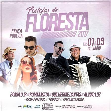 Festejos de São José Anchieta acontece em Floresta do Piauí